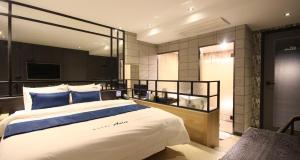 Aria Motel, Motely  Changwon - big - 2