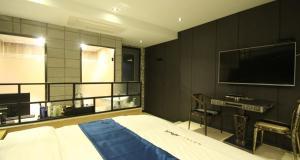 Aria Motel, Motely  Changwon - big - 17