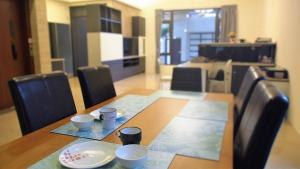 Arimura B&B, Bed and Breakfasts  Jian - big - 57