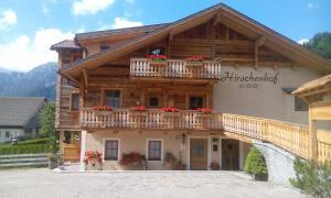 Hirschenhof, Farmy  Dobbiaco - big - 33