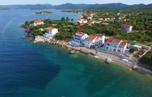 Apartment Janjina with Sea View XI