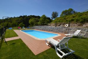 Quinta Da Prova, Venkovské domy  Ponte da Barca - big - 25