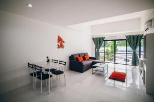 Infinity Bophut Apartments, Отели  Бопхут - big - 21