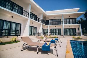 Infinity Bophut Apartments, Отели  Бопхут - big - 13