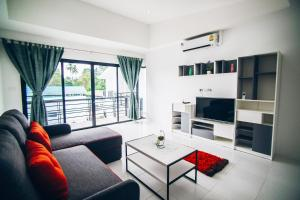 Infinity Bophut Apartments, Отели  Бопхут - big - 9