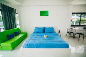Infinity Bophut Apartments, Отели  Бопхут - big - 8