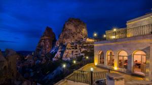 Невшехир - Caldera Cave Hotel