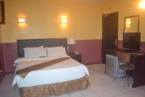 DM Residente Hotel Inns & Villas, Hotels  Angeles - big - 89