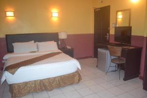 DM Residente Hotel Inns & Villas, Hotels  Angeles - big - 81