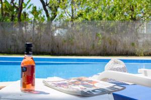 Casa dos Amigos, Villas  Almancil - big - 15