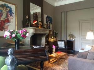 B&B L'Art de la Fugue, Bed and Breakfasts  Brusel - big - 1