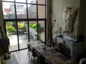 B&B L'Art de la Fugue, Bed and Breakfasts  Brusel - big - 31