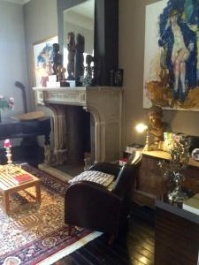 B&B L'Art de la Fugue, Bed and Breakfasts  Brusel - big - 30