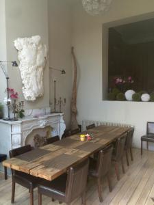 B&B L'Art de la Fugue, Bed and Breakfasts  Brusel - big - 32