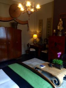 B&B L'Art de la Fugue, Bed and Breakfasts  Brusel - big - 23