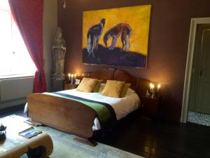 B&B L'Art de la Fugue, Bed and Breakfasts  Brusel - big - 22