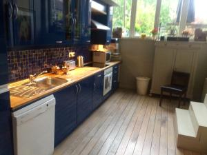 B&B L'Art de la Fugue, Bed and Breakfasts  Brusel - big - 35