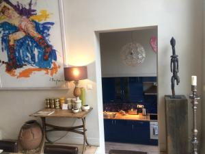 B&B L'Art de la Fugue, Bed and Breakfasts  Brusel - big - 38