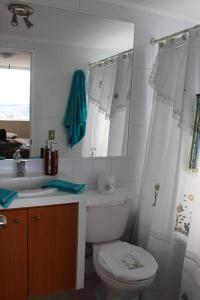 Apartamento Pleno Centro Full, Apartments  Puerto Montt - big - 7