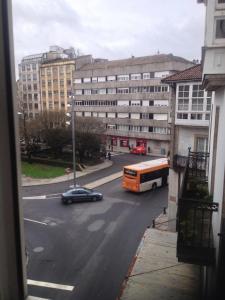 Pensión Hedrass, Vendégházak  Santiago de Compostela - big - 25