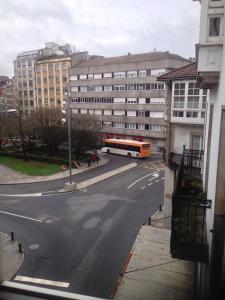 Pensión Hedrass, Vendégházak  Santiago de Compostela - big - 24