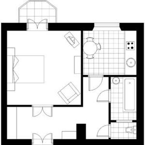 Апартаменты Ленина 5 - фото 18