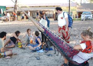 Pariango Beach Motel, Ostelli  Praia do Tofo - big - 25