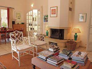 Villa La Souste, Villen  La Garde-Freinet - big - 30