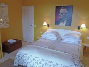 Villa La Souste, Villen  La Garde-Freinet - big - 16