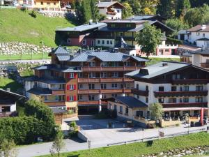 Apartment Iglsberg Charlotte, Apartments  Saalbach Hinterglemm - big - 20