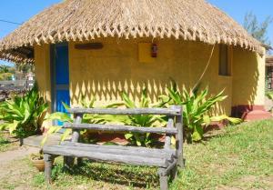 Pariango Beach Motel, Хостелы  Praia do Tofo - big - 10