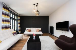 EMPIRENT Mucha Apartments, Appartamenti  Praga - big - 10