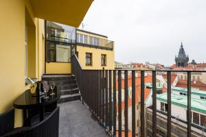 EMPIRENT Mucha Apartments, Appartamenti  Praga - big - 14