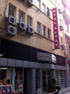 Отель Hotel Altay, Самсун