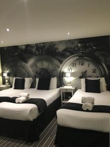 Happy Return Hotel, Vendégházak  Blackpool - big - 31