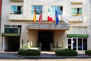 Мехико - Hotel del Principado