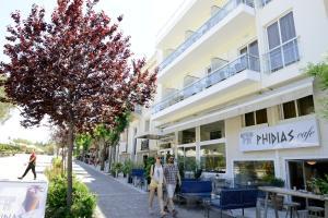 3 star hotel Phidias Hotel Athens Greece