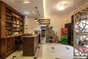 Lobi Little Bar Hostel
