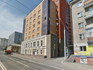 Apartment Krupskaya 4, Apartmanok  Ufa - big - 12