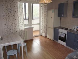 Apartment Krupskaya 4, Апартаменты  Уфа - big - 11