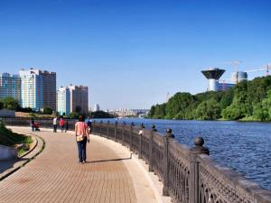 Apartment on Krasnogorsky Boulevard 26, Apartmány  Moskva - big - 7