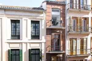 Suncity Loft Especerías 2, Ferienwohnungen  Málaga - big - 6