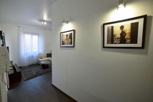 Апартаменты Luxury studio Minsk - фото 13