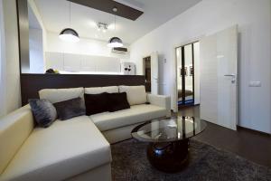 Апартаменты Luxury studio Minsk - фото 7