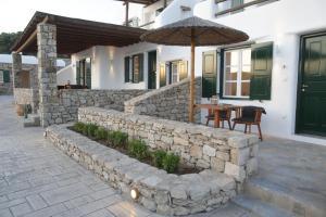 Seethrough Mykonos, Aparthotels  Platis Yialos Mykonos - big - 45