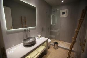 Seethrough Mykonos, Aparthotels  Platis Yialos Mykonos - big - 54