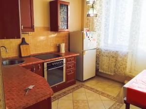 (Apartment Rumyantseva 5/3)