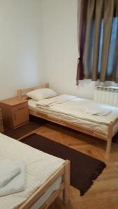 New Airport Apartments, Apartmanok  Belgrád - big - 34