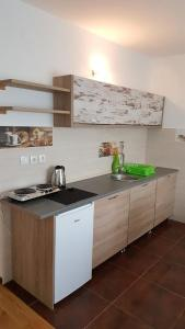 New Airport Apartments, Apartmanok  Belgrád - big - 41