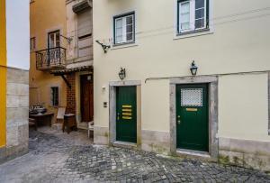 Galé Primeiro, Apartmány  Lisabon - big - 9